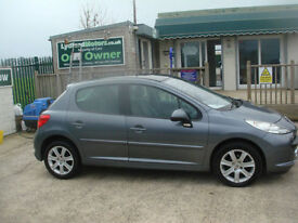 Peugeot 207 1.6HDI 90 SE Premium GUARANTEED CAR FINANCE