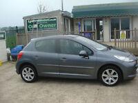 Peugeot 207 1.6HDI 90 SE Premium GUARANTEED CAR FINANCE