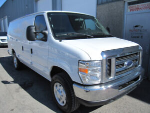 2013 Ford E250 Allongé ***A/C, BAS KILO***