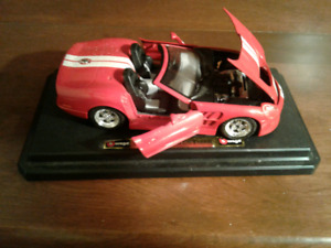 Shelby Die Cast Car