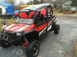 rzr razor xp4 900 89hp  walker evens addition 10k invested