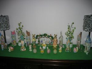 EASTER/ SPRING DECORATIONS