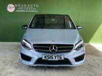 2015 Mercedes-Benz B-CLASS 2.1 B200 CDI AMG LINE PREMIUM PLUS 5d 134 BHP MPV Die