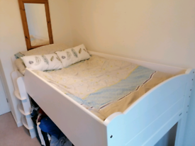 Aspace mid sleeper children's bed
