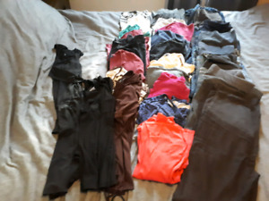 Winter maternity clothes lot