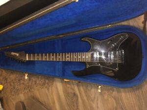 Guitare Ibanez Gio 7 cordes