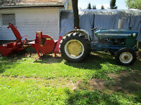 ford 2000, saw