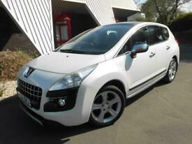 image for 2012 Peugeot 3008 2.0 HDi 150 Allure 5dr HATCHBACK Diesel Manual