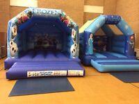 Bouncy castle popcorn & candy floss machine slush machine soft play hire in London area h