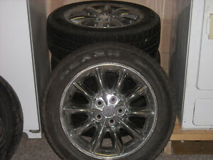chrysler snow tires