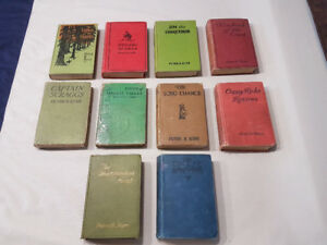 Collection of 10 Vintage Peter B Kyne books. Some over 100 years