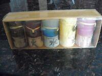 Feng Shui Candle Set