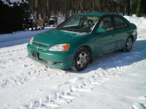 Parting out 2003 Honda Civic Hybrid