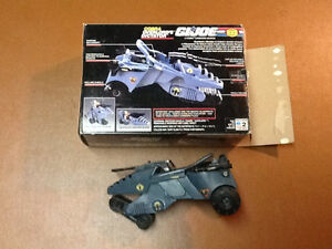 Gi Joe vehicles complete with box lot 2 West Island Greater Montréal image 2