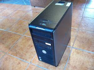 Dell Optiplex 755 / 760, DualCore 2.66Ghz, 4Go, Windows 7