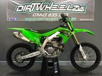 2020 Kawasaki KX450 *LITTLE USE* L@@K DIRT Wheelz UK 01443835203 KXF KX KXF450