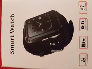 Smart watch u8 pour iPhone android