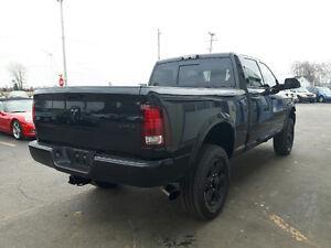 2016 Dodge Ram 2500 laramie 4x4 Cummins Diesel Black Apperance! Windsor Region Ontario image 3