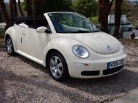 Volkswagen Beetle 1.6 2008 Luna **Finance From £29.82 a week**