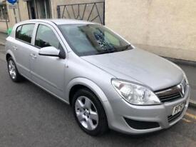 2007 Vauxhall Astra 1.4 i 16v Breeze Hatchback 5dr Petrol Manual (146 g/km,