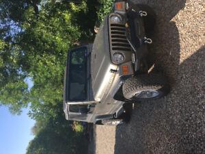 2006 Jeep Rubicon