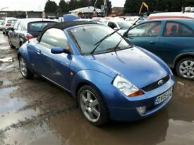 2005 FORD STREETKA 8V LUXURY NOW BREAKING FOR PARTS