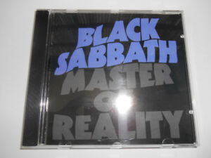 CD-BLACK SABBATH-MASTER OF REALITY(1971)