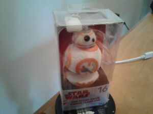 Disney usb flash drive 16 gb never opened 15.00 i have more ads