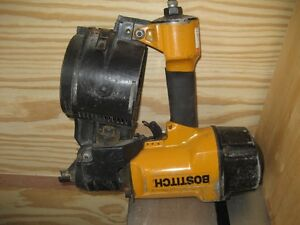 Framing nailer Bostich moving June 4th must sell
