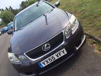 2005 Lexus gs300, 1year mot, low mileage