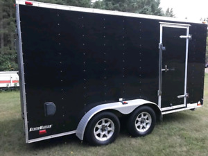 7x14 Trailer with ramp