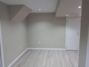 Newly renovated basement apartment in Ajax - separate entrance