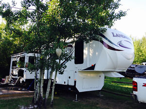2014 Landmark 37' Grand Canyon Triple Strathcona County Edmonton Area image 2