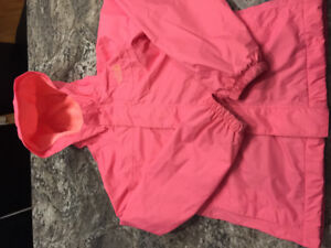 GIrl's North Face Jacket Size 7/8
