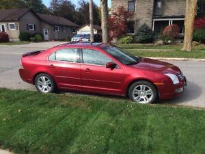 NEED GONE!!  2009 Ford Fusion