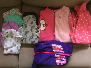 Girls clothes entire lot $25 / full box Strathcona County Edmonton Area image 3