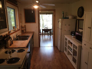 Furnished house for rent in Gimli