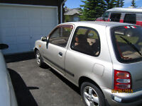 Nissan March Right Hand Drive