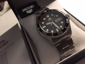 Orient 'Ray II' Diving Watch NEW!!