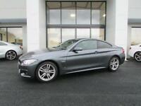 2014 BMW 4 Series 2.0 420d M Sport xDrive 2dr
