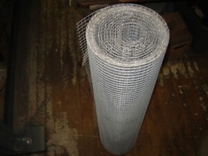"""Wire cloth screen/fencing [1/2"""" x 1/2""""] pocket  style"""