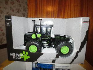 CASE IH STEIGER NEW HOLLAND 4WD TOY FARM TRACTORS Sarnia Sarnia Area image 2