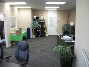 1250 SQFT Office Space for Lease in West End on Second Floor