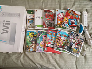Wii system + Wii Fit + games + controlers Cambridge Kitchener Area image 8