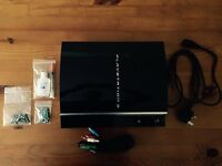 PS3 40GB YLOD (faulty) with repair kit - please read description!