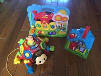 Interactive baby toys