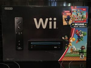 Wii - new. Never opened !