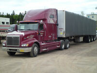 Experienced Class 1 Flatbed Driver