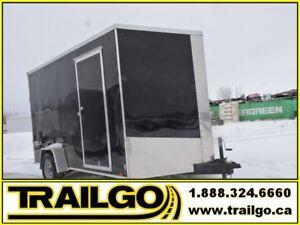 2019 Remorque Fermée 7X12 VTT / Enclosed Ttrailer