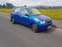 Suzuki Alto 1.1 GL (blue) 2005